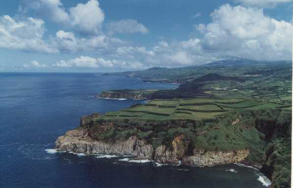 Costa Norte de S. Miguel - Açores - Aguarde que é o máximo!!!
